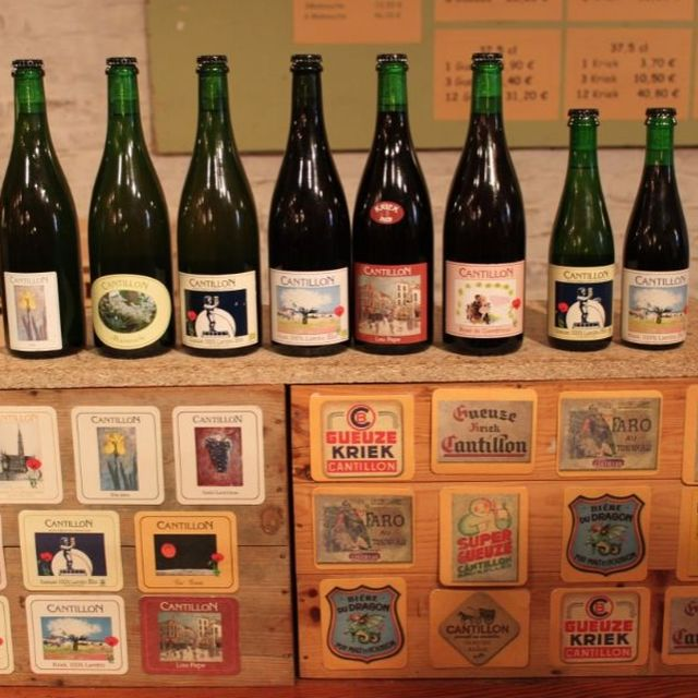 L'unica e inimitabile: Cantillon!