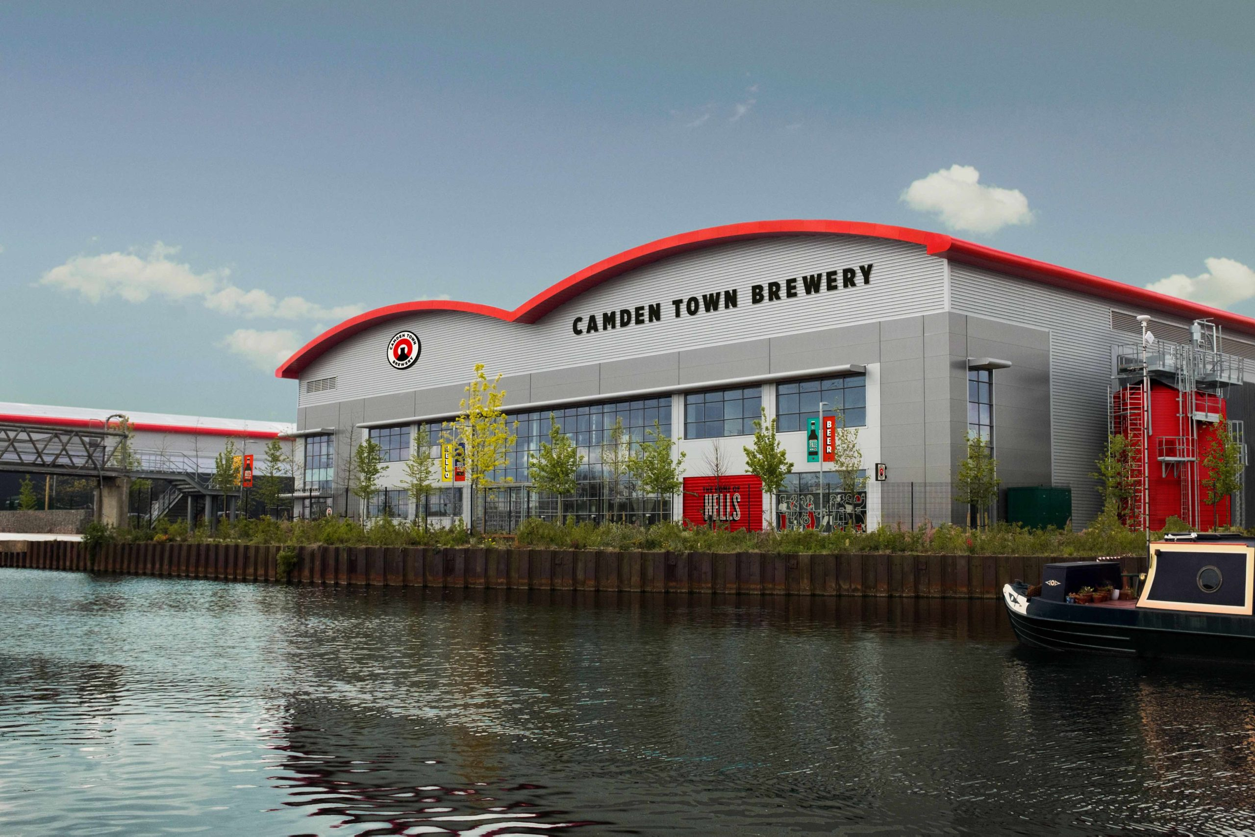Dall'Inghilterra: Camden Town Brewery