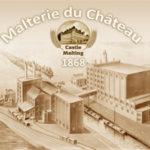 Malterie du Château, ovvero la moderna Castle Malting