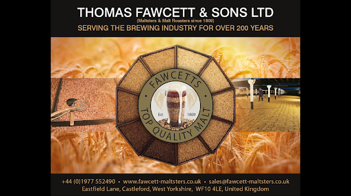 "Thomas Fawcett & Sons: ""Putting quality into a pint"""