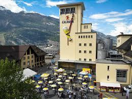 Dalla Svizzera: Calanda Bräu