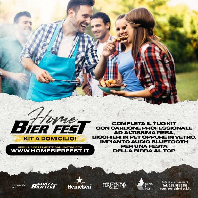 Street beer fest diventa Home beer fest!