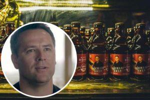 Cina e Hong Kong: fa furore e spopola la nuova birra con il volto di Michael Owen!