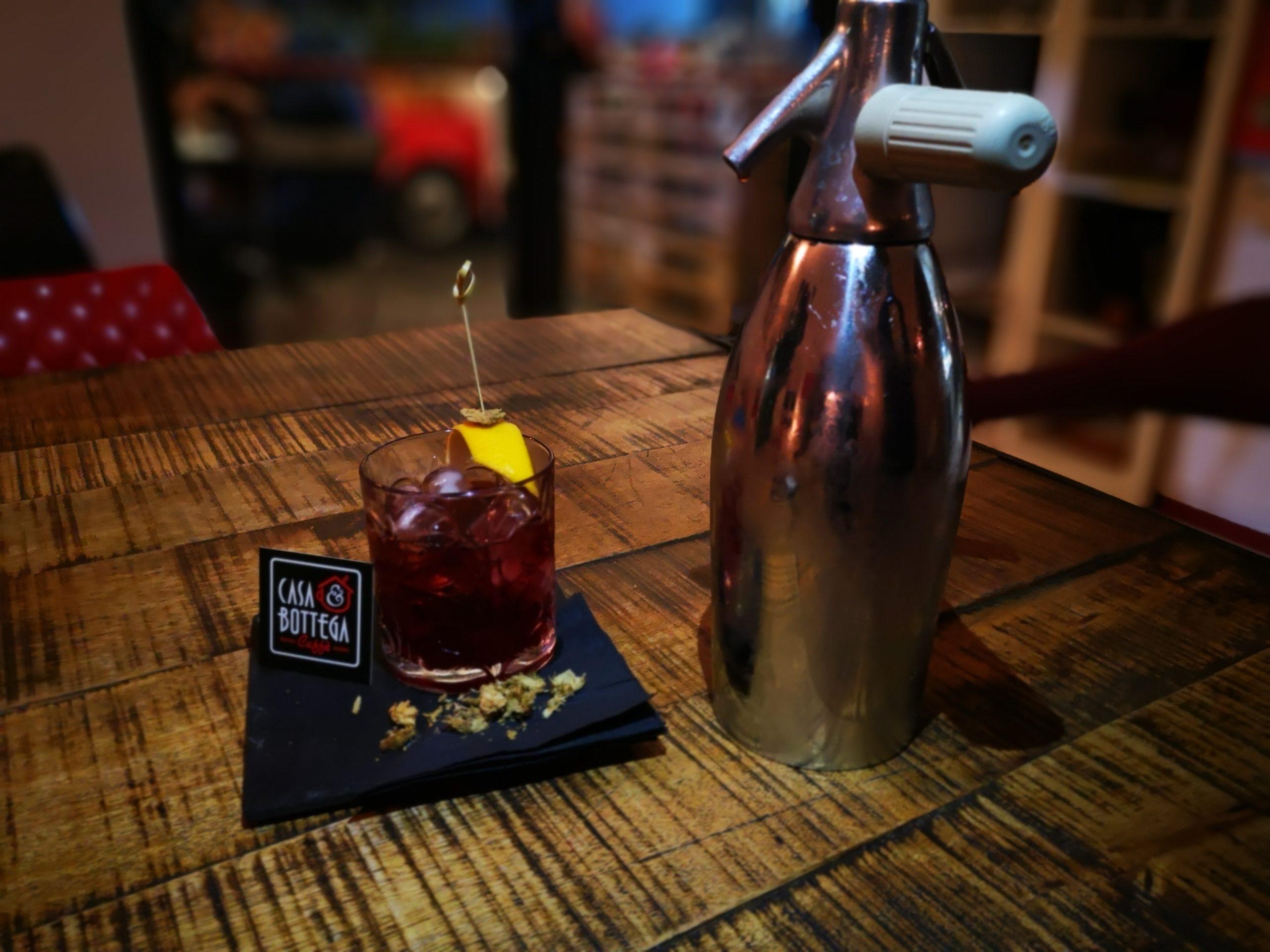 Negroni Luppolato: la variante del cocktail più bevuto al Mondo!