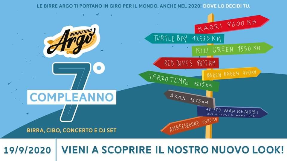 Argo Party 2020!