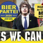 Austria, il Partito della Birra mette pressione ai politicanti di professione