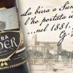 Da fine '800 al 2020: torna la Birra Bader, la prima prodotta a Siena