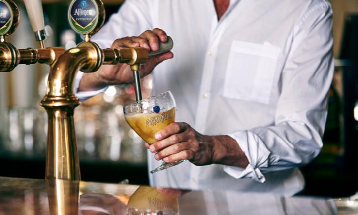 Dalle Fiandre: Brouwerij Affligem