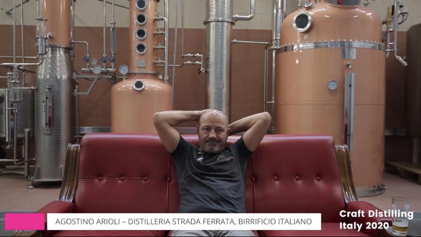 Craft Distilling Italy: per Agostino Arioli è il momento giusto per la nascita di un forte movimento di microdistillerie!