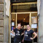 Hops Torino beer shop: save water and drink beer!