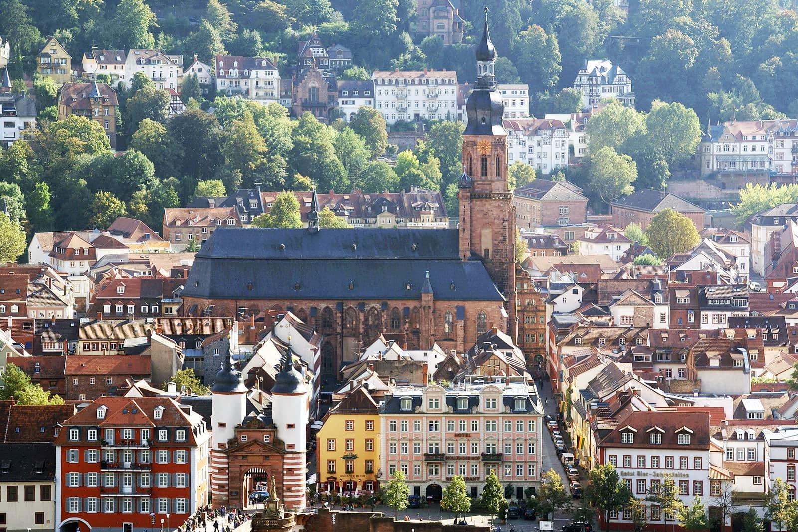 """Nel Sichuan nascerà una """"città della birra"""" ispirata ad Heidelberg"""