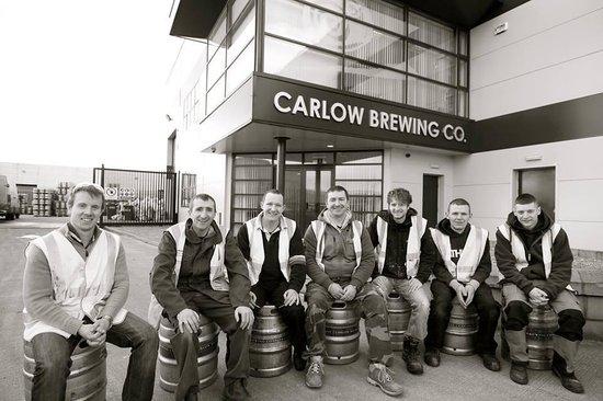 Dall'Irlanda: Carlow Brewing Company