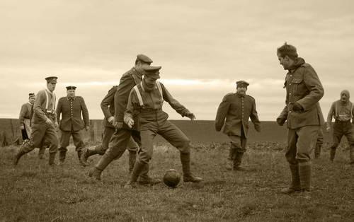 La tregua di Natale del 1914