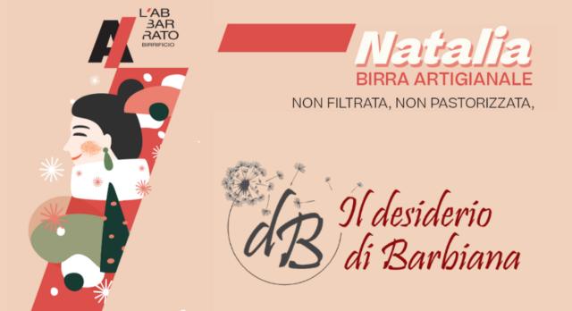 """""""Natalia"""": la birra artigianale nata dal lavoro di inclusione sociale"""