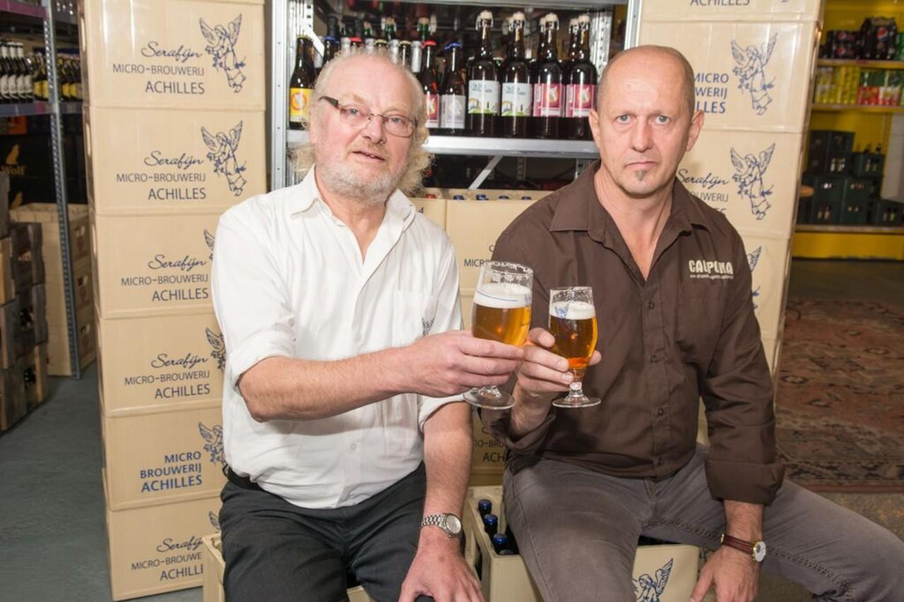Achilles van de Moer: birra Serafijn, Belgio