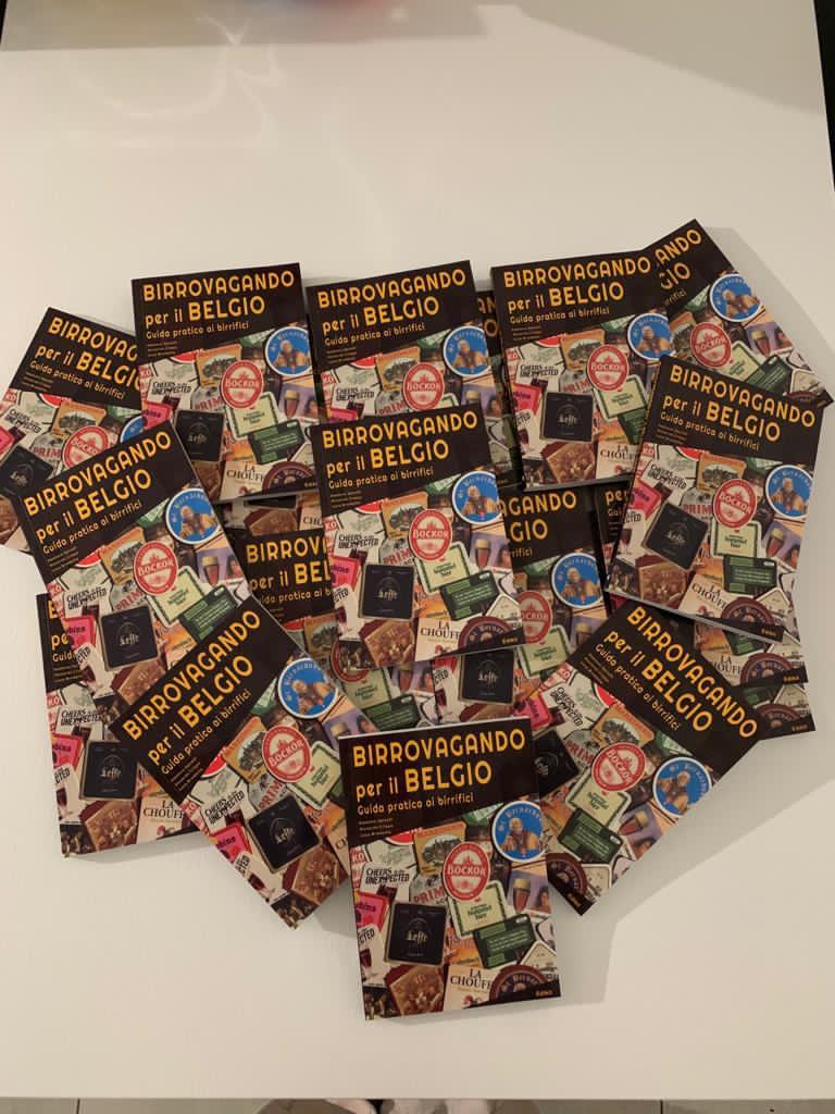 Birrovagando per il Belgio: un libro che è molto più di un diario di viaggio!