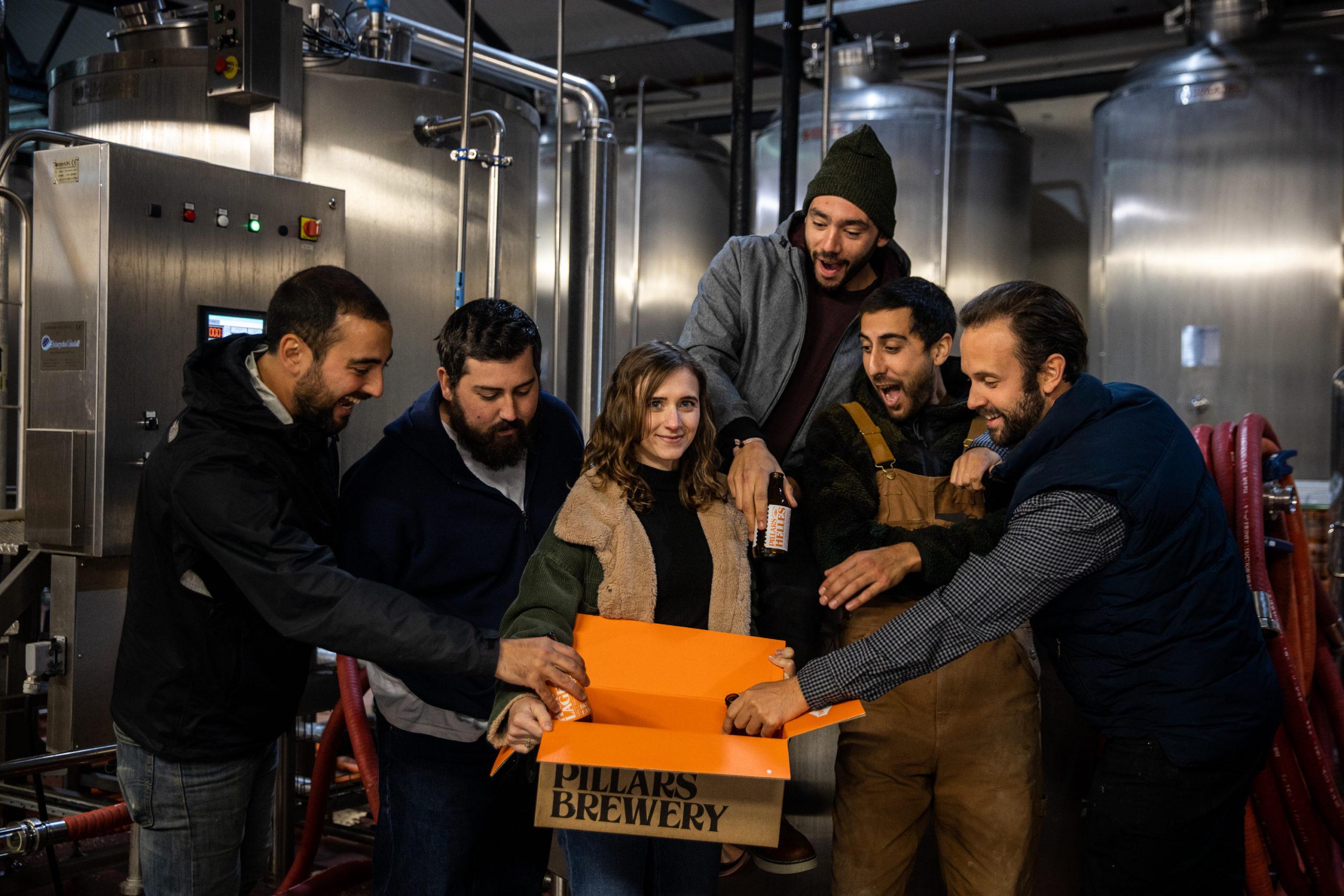 Pillar's Brewery si rifà il look: l'intervista a Alex e Gavin!