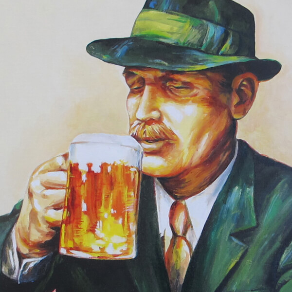 Vola in consumo di birra in UK: Moretti razionata!
