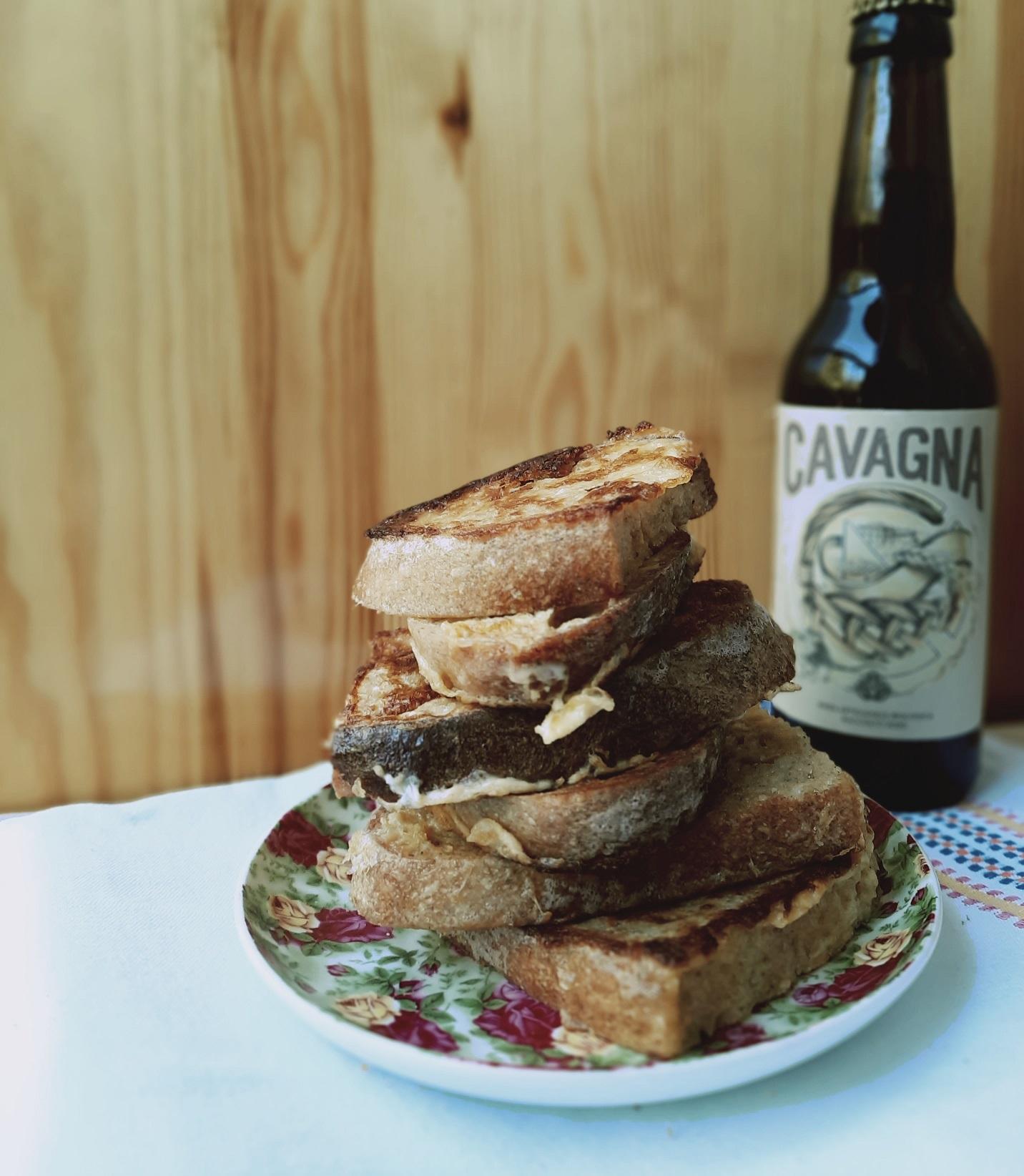 Pain perdu alla birra contadina: rendiamo il pane più goloso!