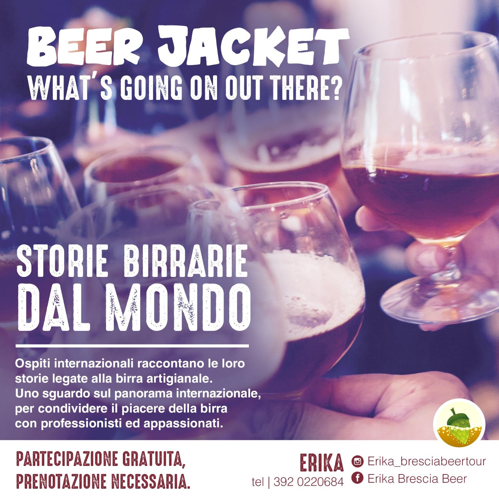 BEER JACKET: una rubrica dal sapore internazionale