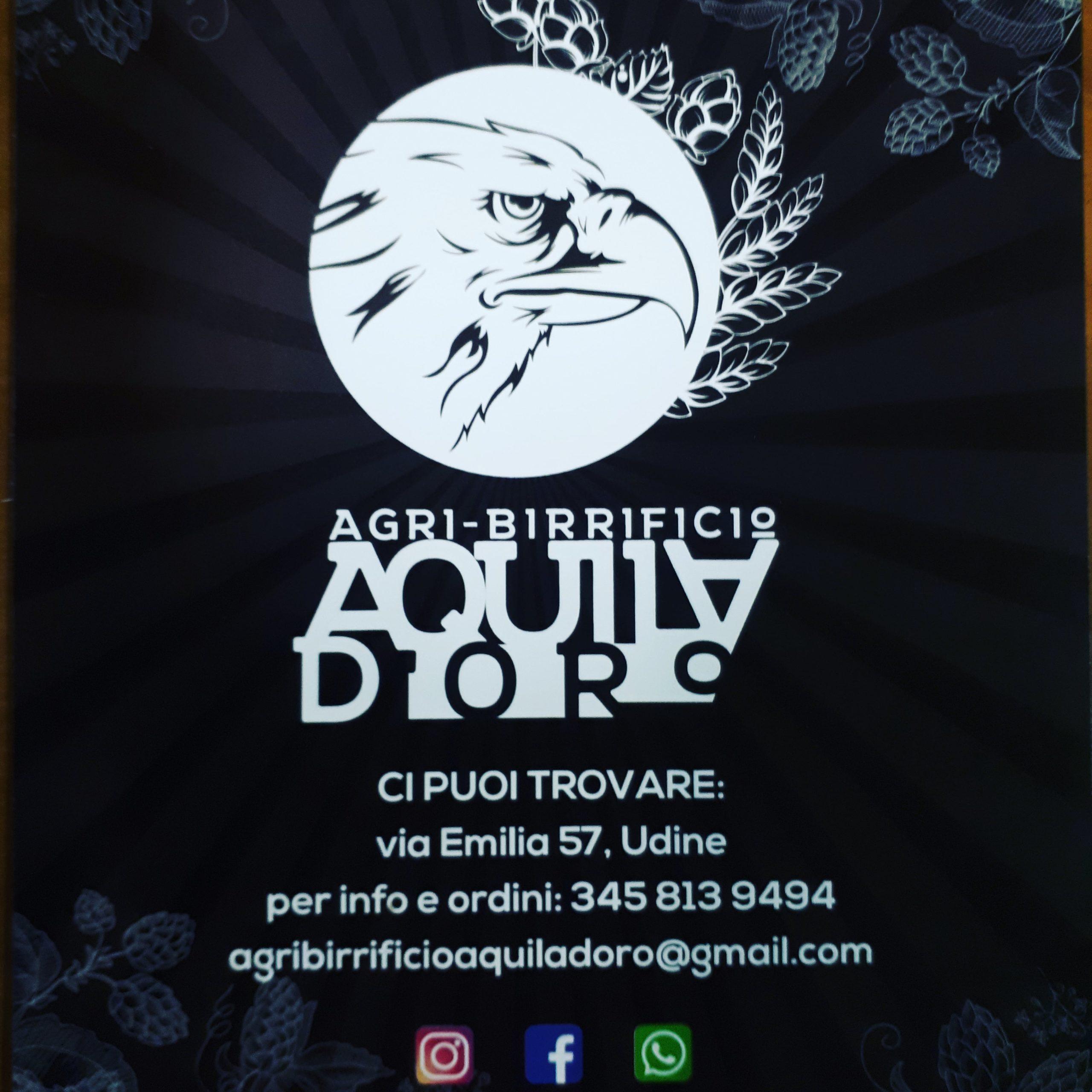 Aquila d'Oro: un nuovo birrificio agricolo in FVG