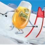 Birra FORST, partner dei Mondiali di Sci di Cortina
