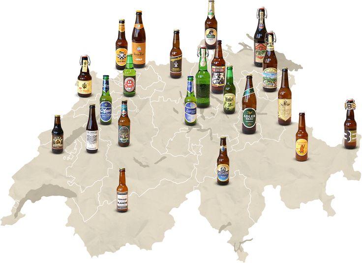 Mercato birra Svizzera 2019/2020: crollo delle vendite nell'HoReCa e crescita nel dettaglio