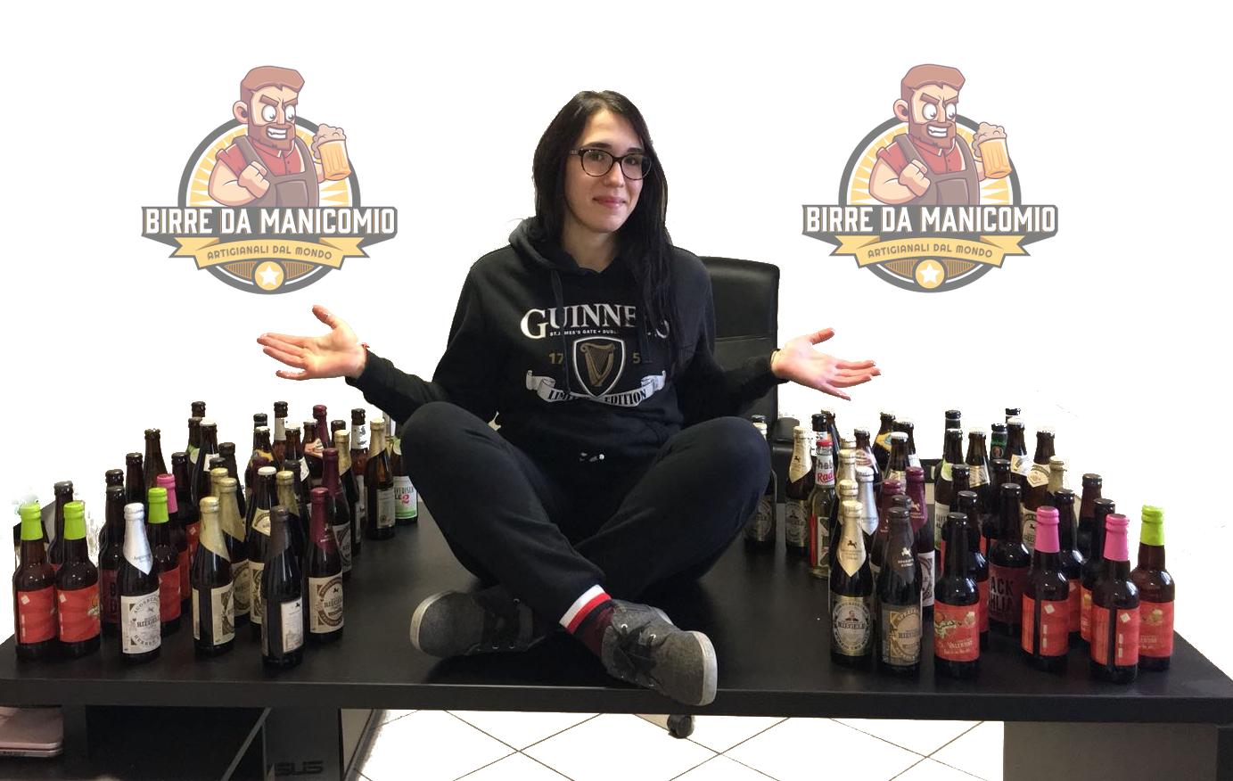 BirreDaManicomio: l'e-commerce n°1 del settore birrario presentato da Giorgia Canato