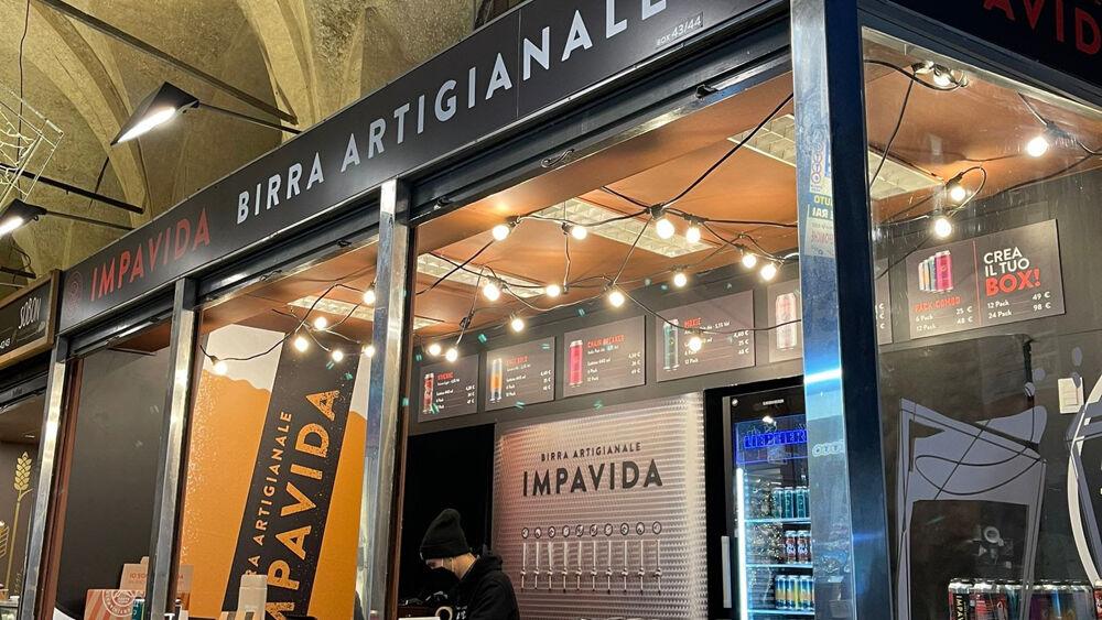 Padova: Birra Impavida apre un temporary store Sotto il Salone