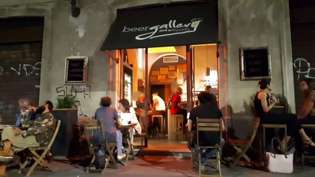 BeerGallery: in via Stendhal a Milano la boutique della birra artigianale!