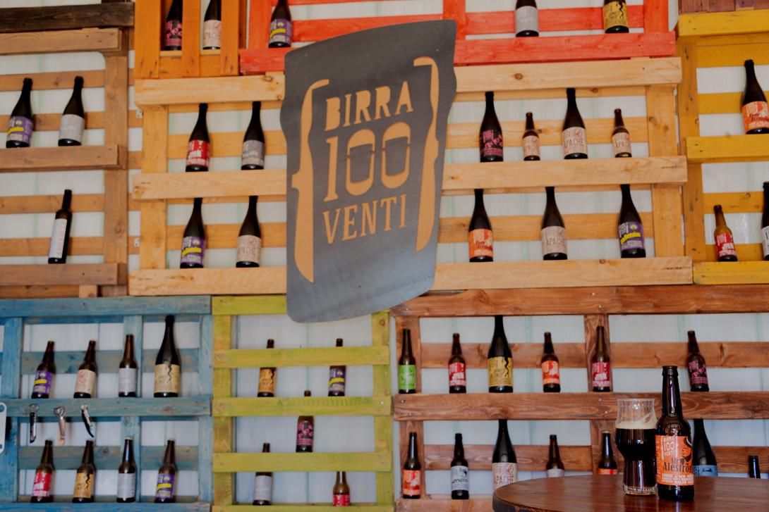 Birra 100venti: Birra british dalla provincia di Novara!