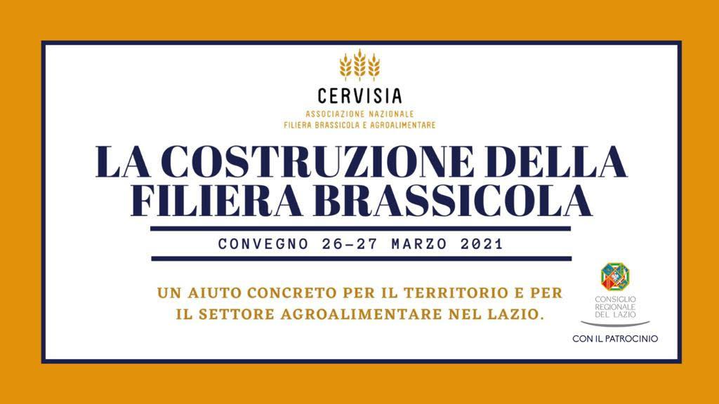 Convegno: La costruzione della Filiera Brassicola; focus Lazio