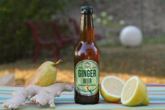 GingerBeer: collaborazione italiana per un prodotto innovativo!