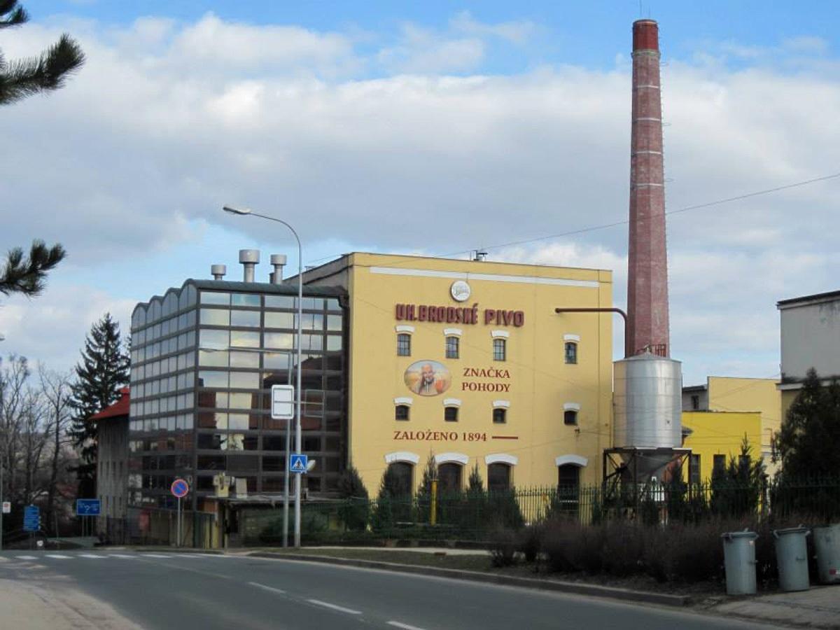 Pivovar Uherský Brod, Repubblica Ceca