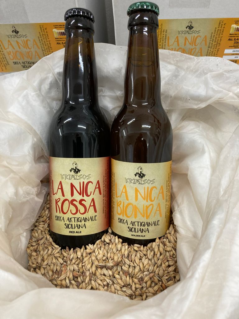 Dal Microbirrificio Krimisos due nuove birre e un progetto di rinnovamento!