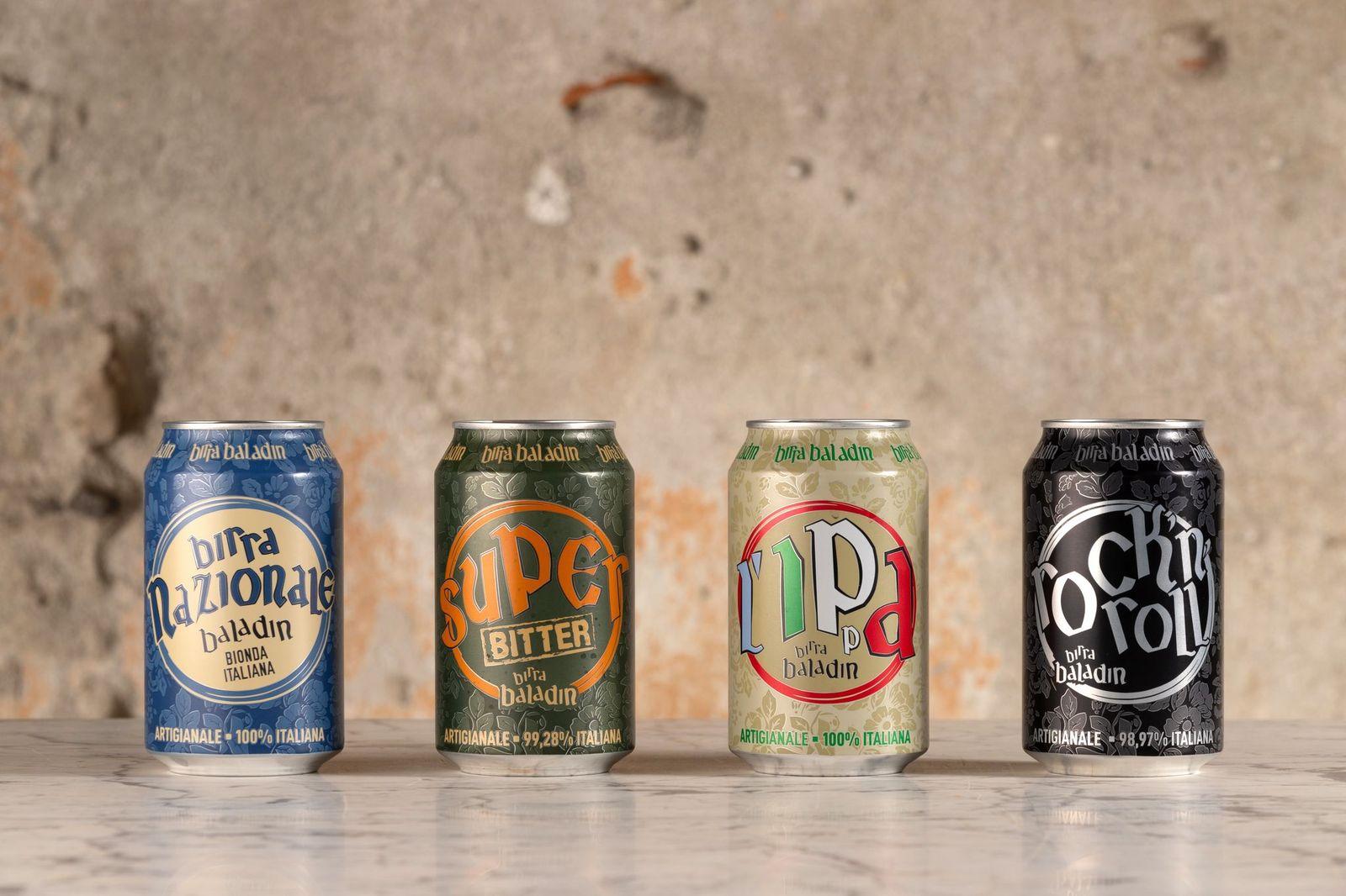 Baladin: la famiglia delle birre in lattina cresce!