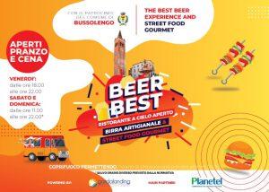 Birra e street food a Bussolengo dal 21 al 23 maggio