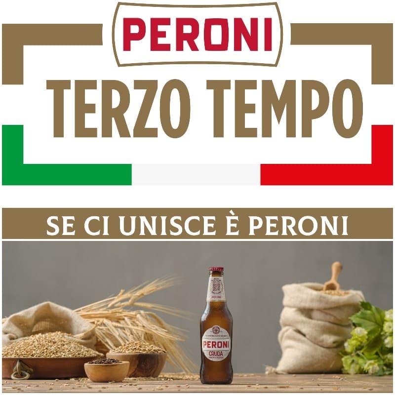 Peroni osterrà la Nazionale Italiana e i suoi tifosi nell'iconica cornice di Casa Azzurri!