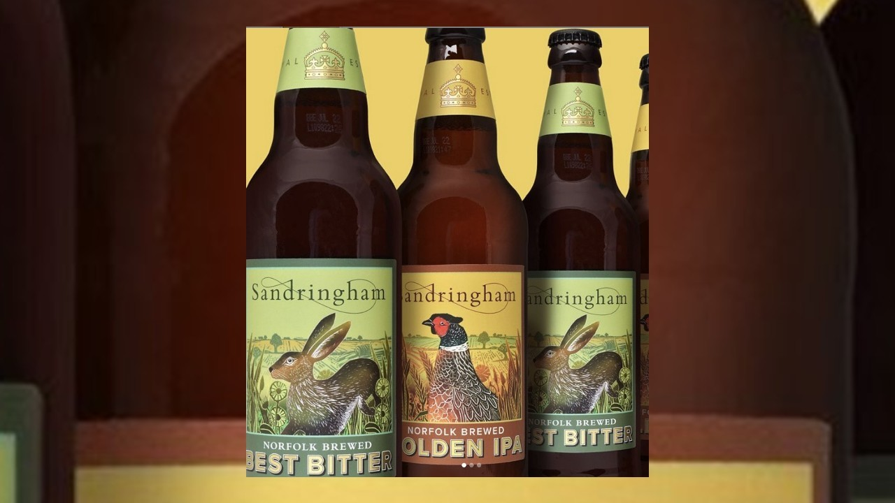Le birre della Regina Elisabetta, presto disponibili!
