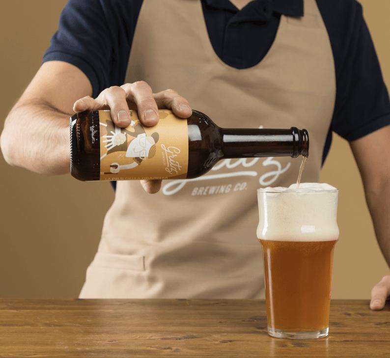 Dal Birrificio Grits una nuova birra amplia la gamma per i celiaci!