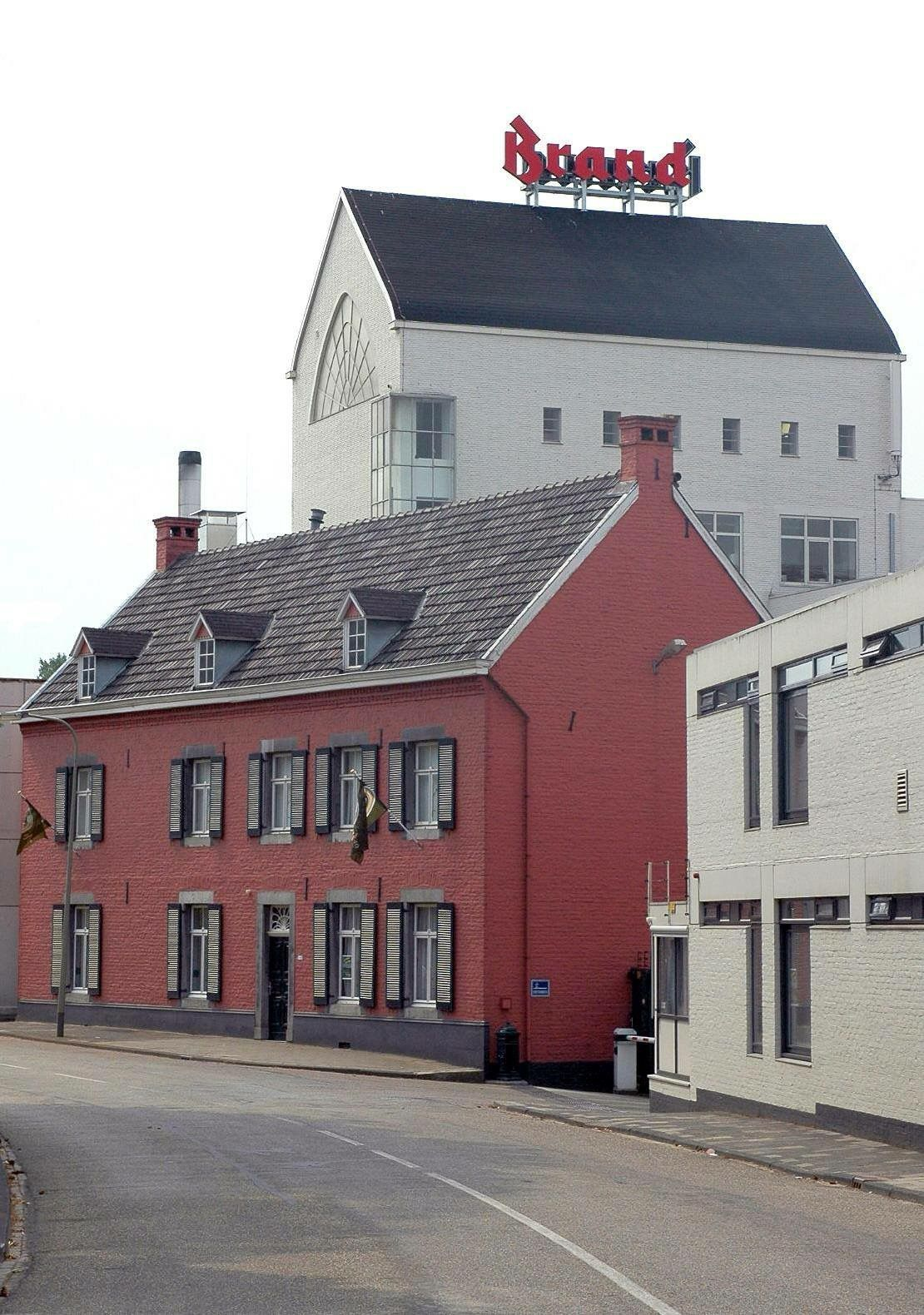 Il più antico birrificio di Maastricht: Brand Bierbrouwerij, Paesi Bassi