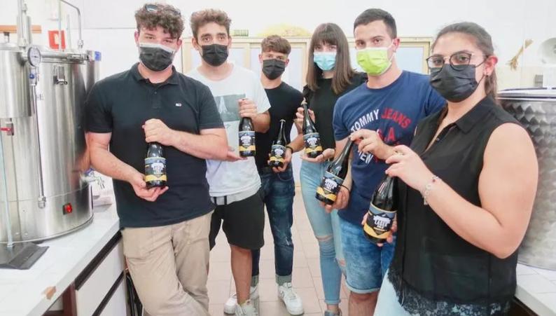 Imparare a produrre la birra a scuola: ecco il progetto dell'istituto agrario di Gazoldo