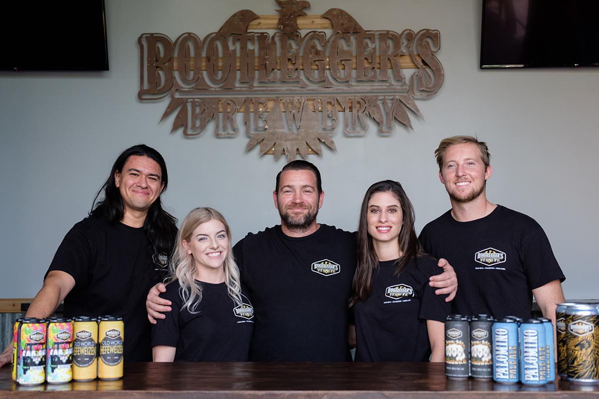 """Il """"contrabbandiere"""" americano: Bootlegger's Brewery"""