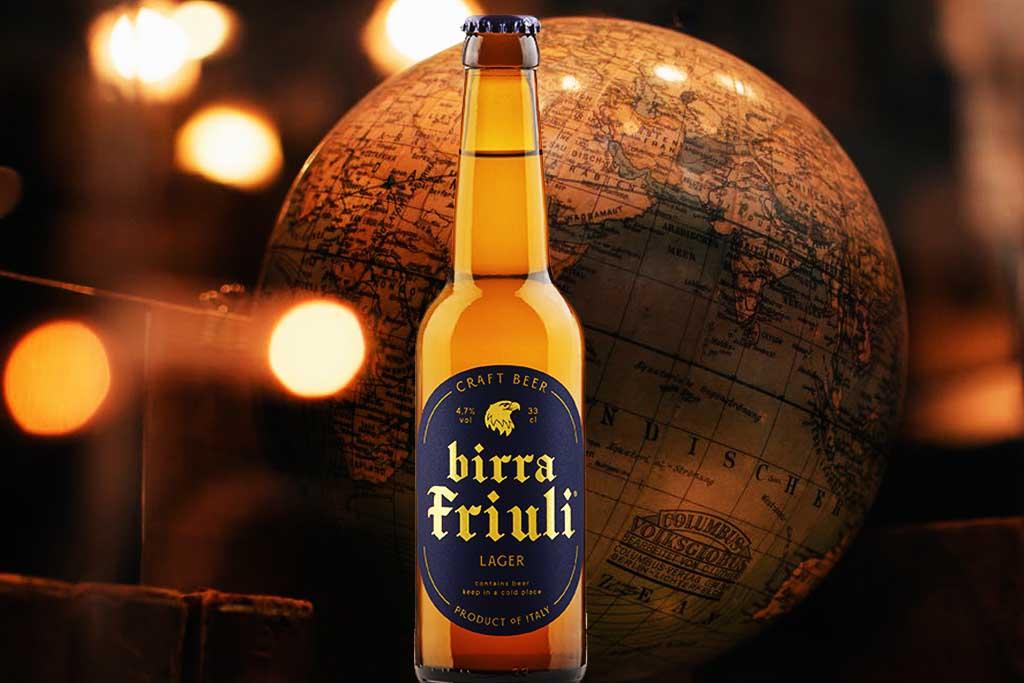Una birra friulana per conquistare la California