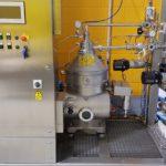 Macchine ed impianti della birra: centrifuga
