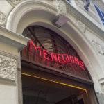 Meneghino ha aperto alle Colonne di San Lorenzo a Milano!