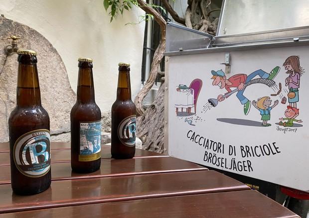 Cacciatori di Briciole: la birra antispreco, solidale e tradizionale di Bolzano