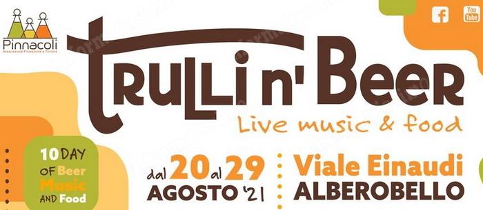 Alberobello: Su i boccali, arriva il «TRULLI n' BEER»