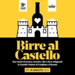 """Stasera serata conclusiva di """"Birre al Castello"""" a Corigliano d'Otranto"""