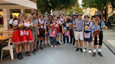 Oktoberfest 2021 a Camogli: birra, piatti tirolesi e musica